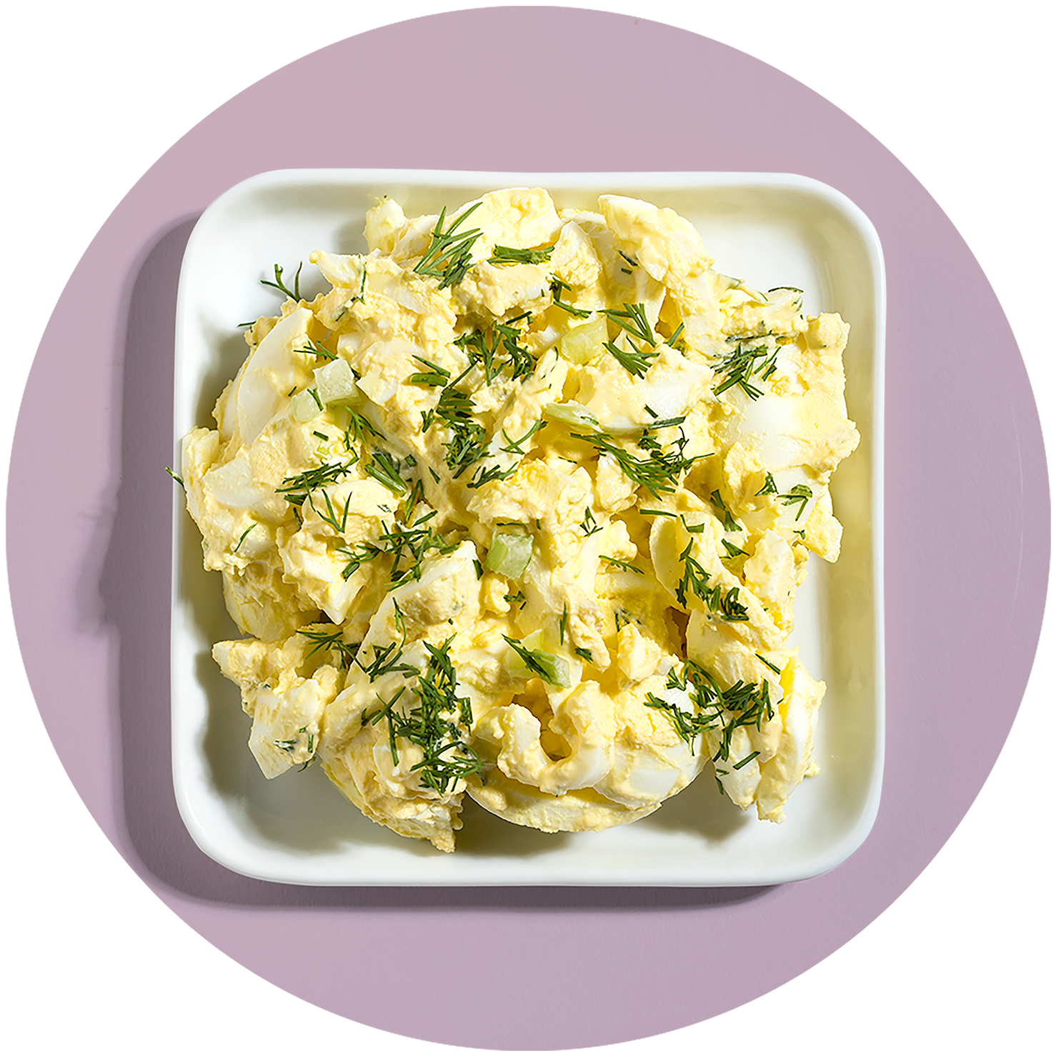 Dilly Egg Salad